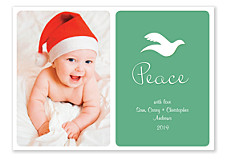 Celestial Holiday Photo Cards