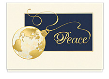Ornament of Peace Holiday Cards