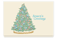 Spirit of Christmas Seasons Greetings Cards
