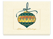 Season's Greetings Jewel Cards