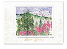 Holiday Meadow Cards