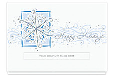 Snowflurry Greetings Cards