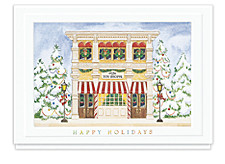 Holiday Toy Shoppe Cards