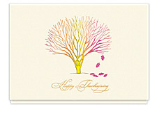 Little Tree of Thanks Cards