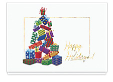 Tree of Plenty Holiday Cards