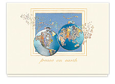 Worldwide Wishes Peaceful Holiday Cards