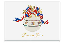 American Ornament Greeting Cards