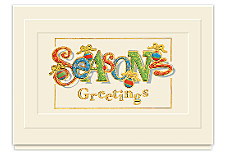 Festive Greetings Holiday Cards
