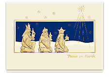 Gifts of the Magi Christmas Cards