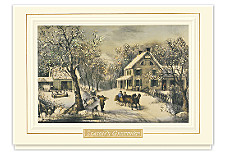American Homestead Winter Holiday Cards