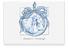 Winter Peace Seasons Greeting Cards