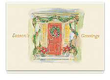 Holiday Welcome Christmas Cards