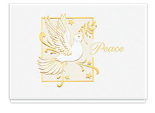 Peaceful Wishes Greeting Cards