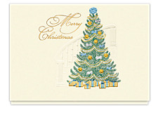 Merry Christmas Traditions Holiday Cards