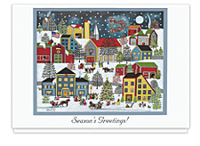Christmas Eve Holiday Cards