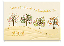 Peaceful Seasons Holiday Cards