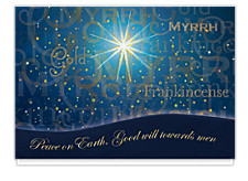 Star of Wonder Christmas Cards