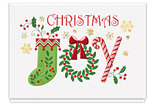 Christmas Joy Holiday Cards
