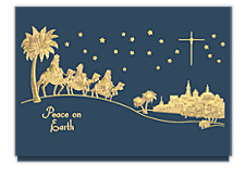 Oh Holy Night Christmas Cards