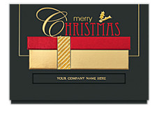 Christmas Dazzle Card