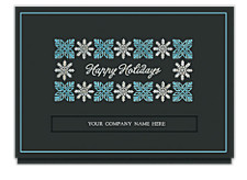 Sparkling Wishes Holiday Card