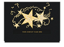 Starburst Greetings Die-cut Greeting Cards
