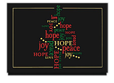 Hope and Love Christmas Cards